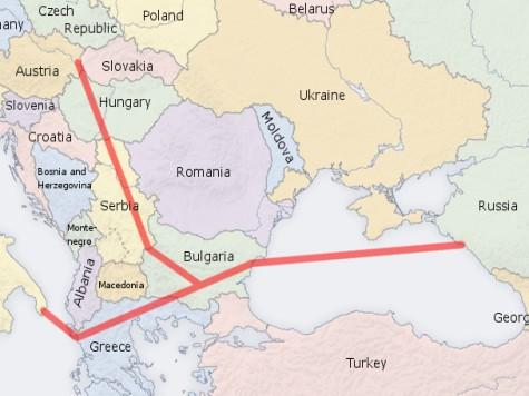 Описание проекта «Южный поток»
