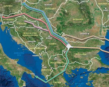 """Еврокомиссия отказалась подписывать соглашение по """"Южному потоку"""""""